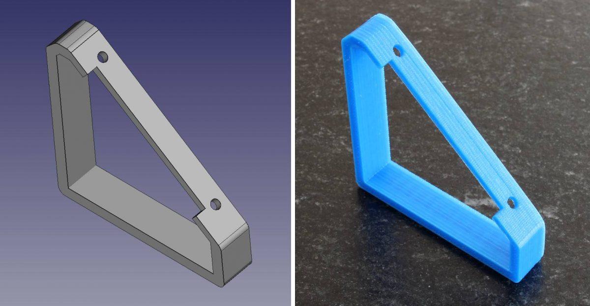 Erste Begegnung mit 3D-Druck: Prusa I3