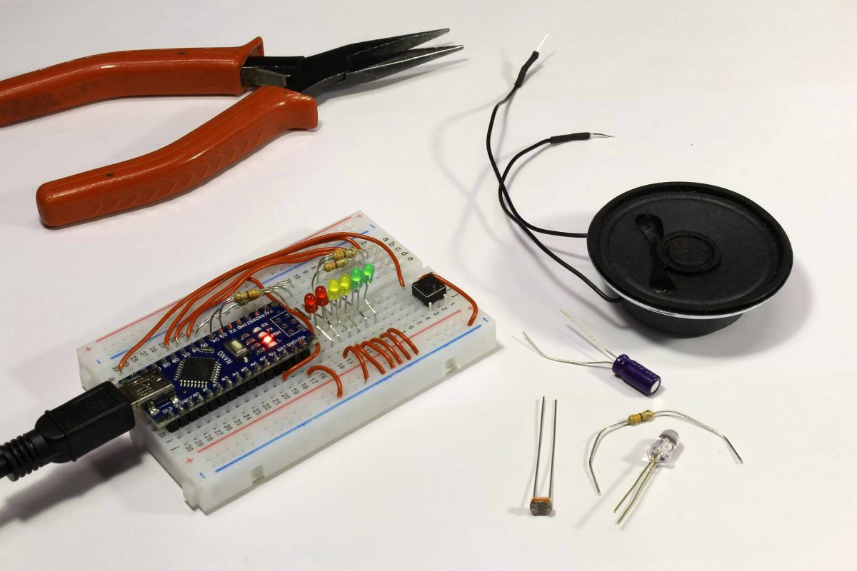 Arduino Schnupperkurs